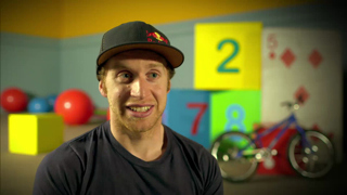Danny MacAskill:The Making of Imaginate